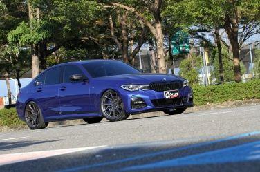 BMW G20 330i二階改(上)  100-200km/h:12秒達成 !