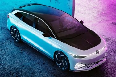 來電大空間  VW ID. Space Vizzion !