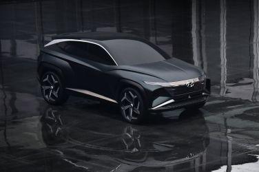 預覽次世代Tucson  Hyundai Vision T Concept !