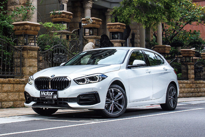BMW    118i豪華運動版