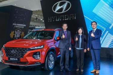 進口大七人座HYUNDAI The All-New SANTA FE 霸氣登台 !!