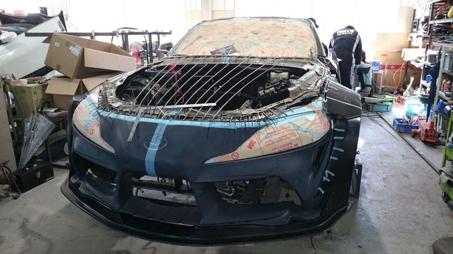 2020 Toyota Supra Spider骨子裡竟是輛Leuxs?