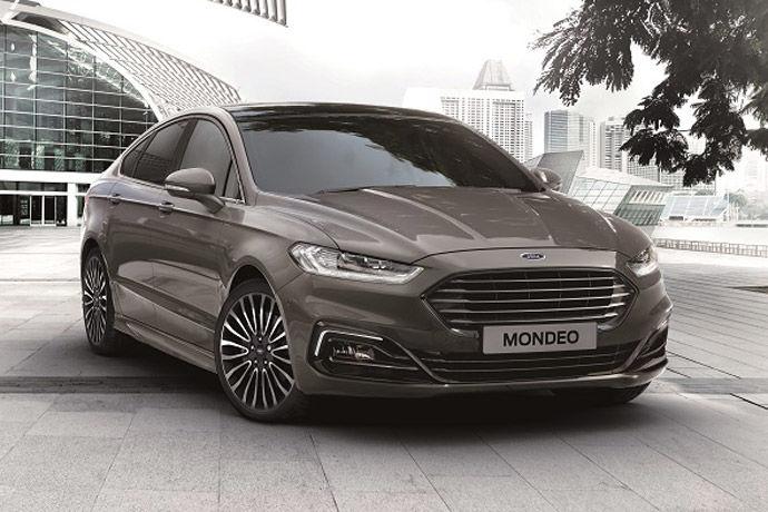 挹注智能科技    New Ford Mondeo