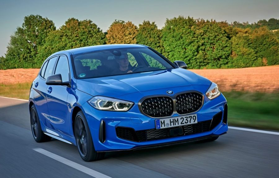 影/BMW M135i上坊間馬力機!Mercedes-AMG A35需要緊張嗎?