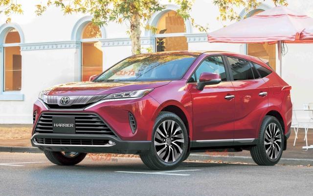2020年01月 Toyota 豐田全車系中古車行情表