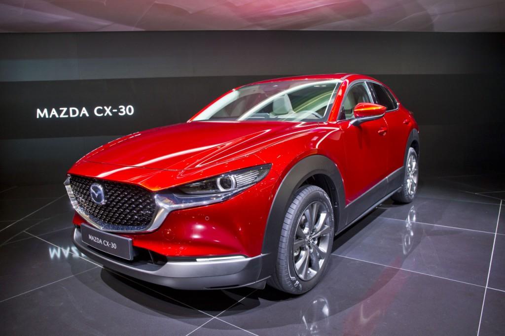 2020年01月 Mazda 馬自達全車系中古車行情表