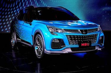 LUXGEN智慧科技車系熱力四射南台灣 全新模組化M平台-MBU及休旅新物種URX首度移師港都連袂登場