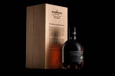 格蘭路思40年單一麥芽威士忌  無法複製的極致珍釀 !
