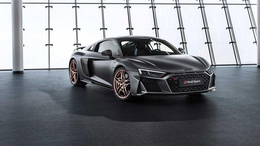 Audi R8去年在美國的銷售量降低了近40%?