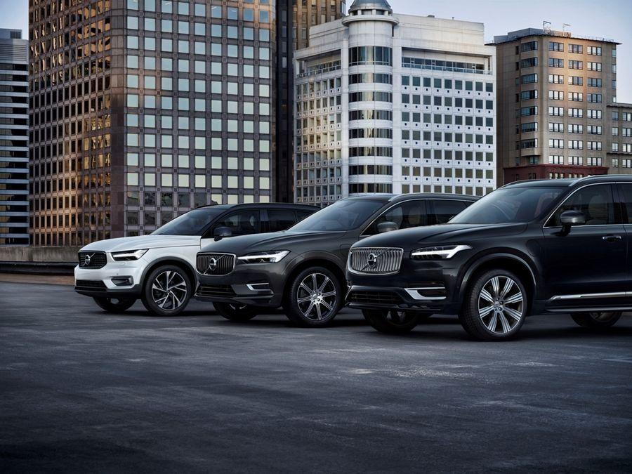 VOLVO 新世代休旅車款獲全球市場肯定 連 6 年全球銷售創新紀錄