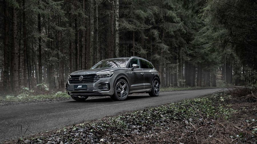 ABT賦予Volkswagen Touareg V8 TDI力拔山河的扭力表現