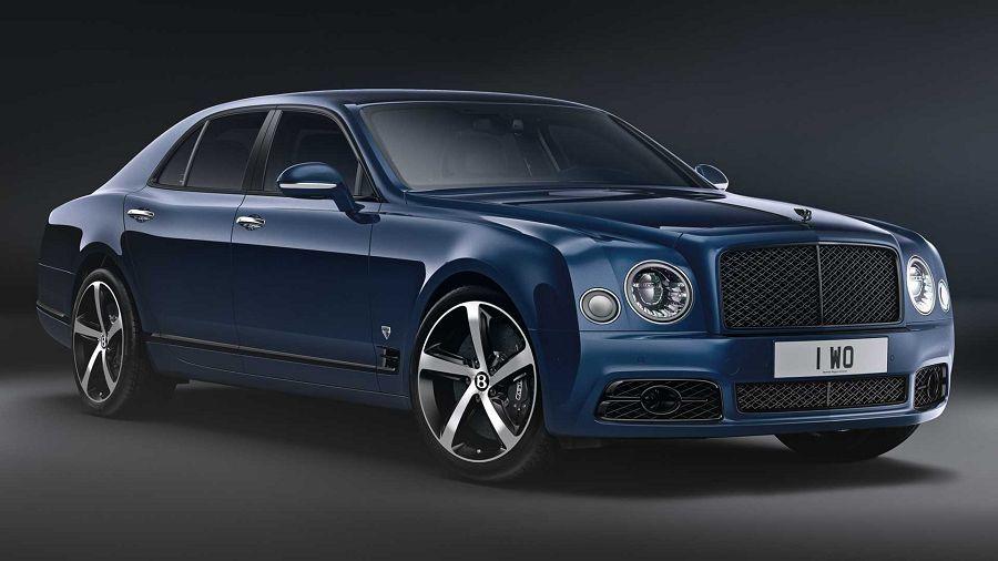 Bentley推出限量的Mulsanne 6.75 Edition末代紀念款