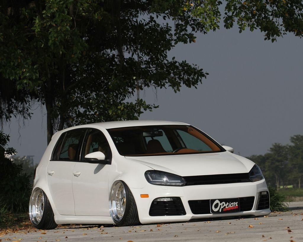 千萬豪車等級 手工內裝VW Golf MK6 !