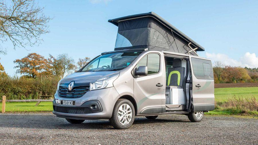 想要跳入輕鬆的歐洲車屋生活?看看Sussex Campervans的作品吧