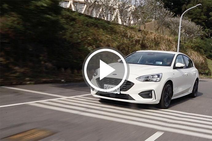 Focus 超級比一比!多連桿真比較威?Ford Focus Lommel 賽道特化版