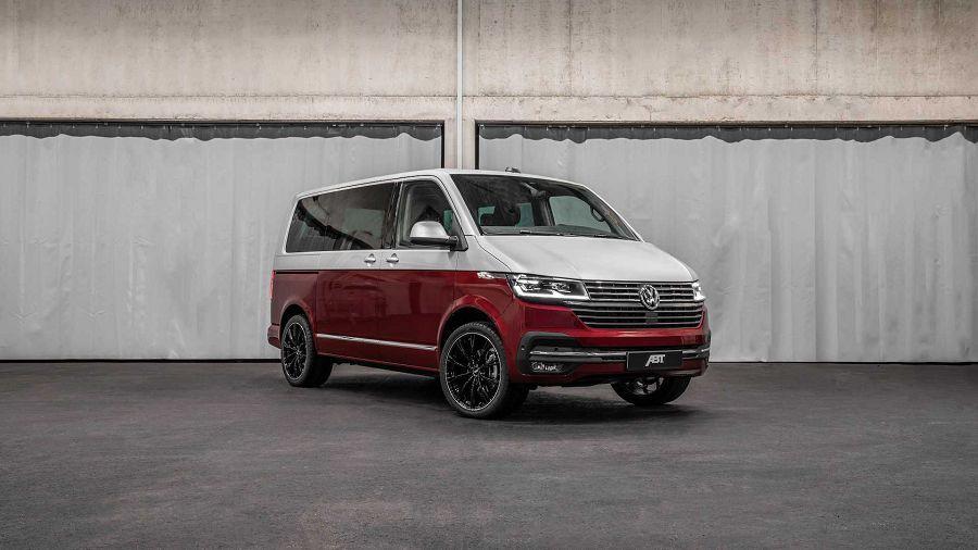 外觀動力皆不馬虎!ABT改VW Multivan T6.1