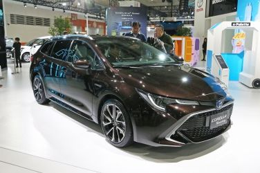 [2020台北車展必看精選] 敲破碗公等到底  Toyota Corolla Touring(同場演出:Sienta Welcab Concept) !