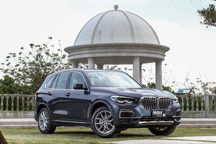 BMW    X5 xDrive25d旗艦版