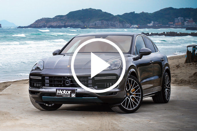 Porsche Cayenne Turbo Coupé    跑車血脈 超脫於型