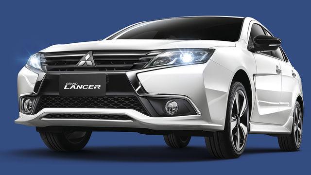 2020年02月 Mitsubishi 三菱全車系中古車行情表