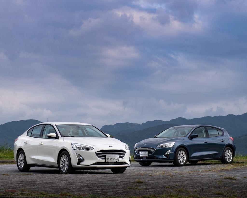 Ford Focus 2020年一月銷售創上市以來單月新高、同級市佔超過2成 !