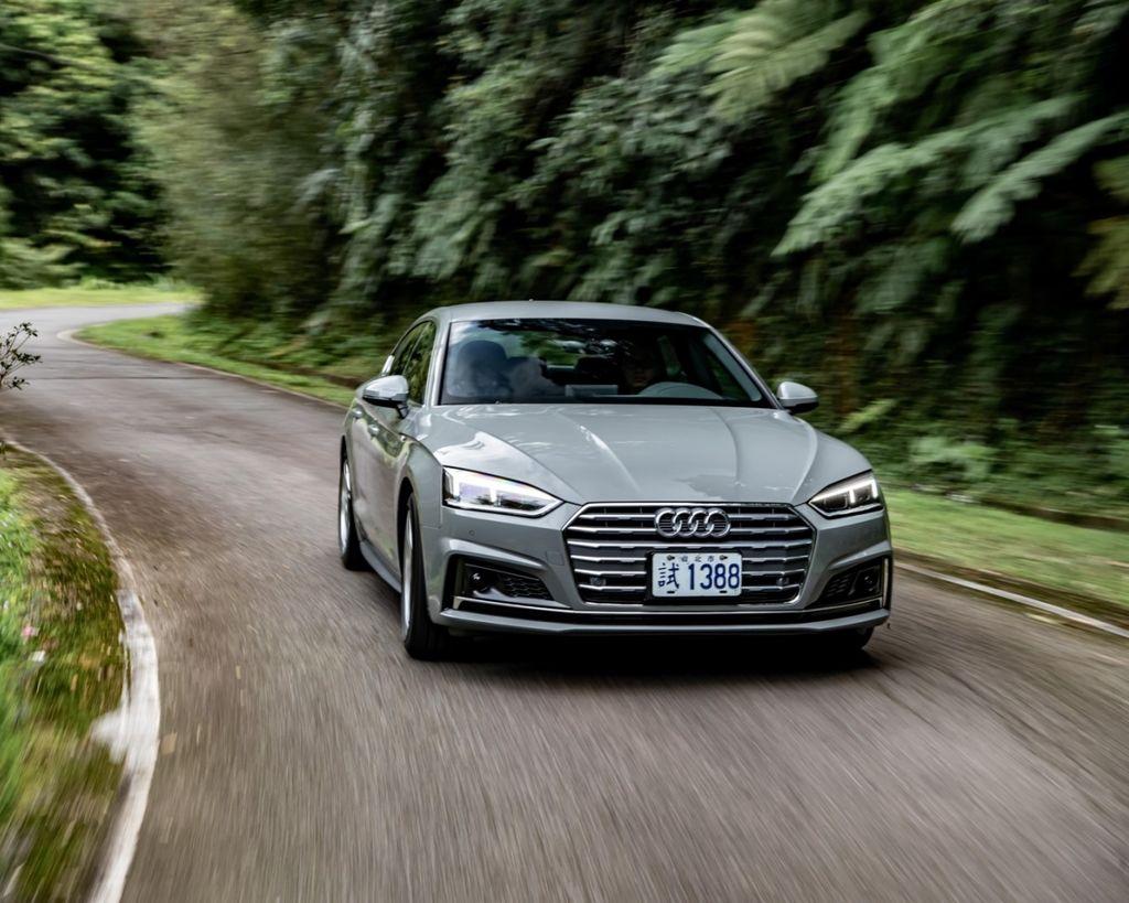 Audi A5 Sportback S line進化版 限量升級即刻開跑 !