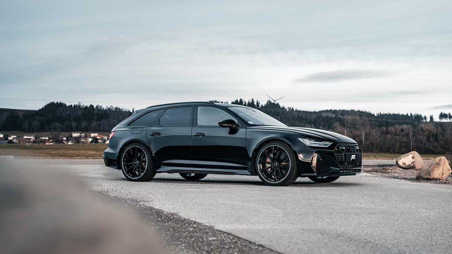ABT小試身手地讓2020 RS6 Avant提升到690HP