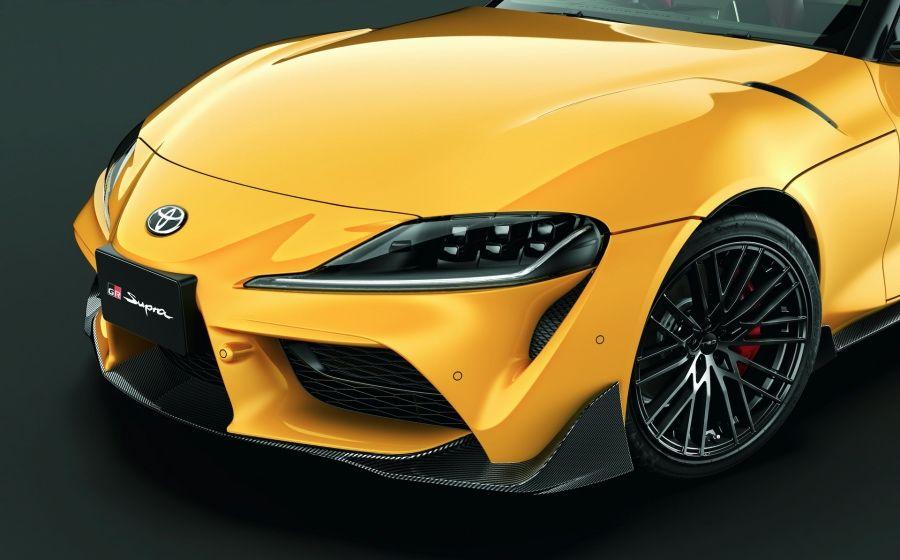 外傳400匹馬力Toyota Supra GRMN將於今年發表!