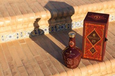 皇家禮炮首次推出百分之百 PX雪莉桶蘇格蘭威士忌 --「皇家禮炮29年PX雪莉桶調和蘇格蘭威士忌 - 瓷藝系列」限量款 !