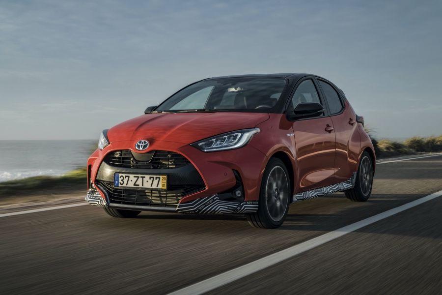 首批歐規2020 Toyota Yaris將搭載hybrid動力