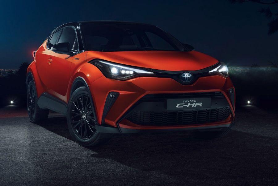 Toyota C-HR終於要提升動力了?GR版至少260匹馬力!