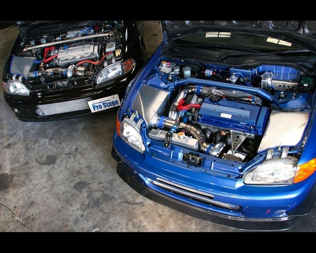連500hp GT-R也不敢造次 VTEC引擎效率高到嚇人 !