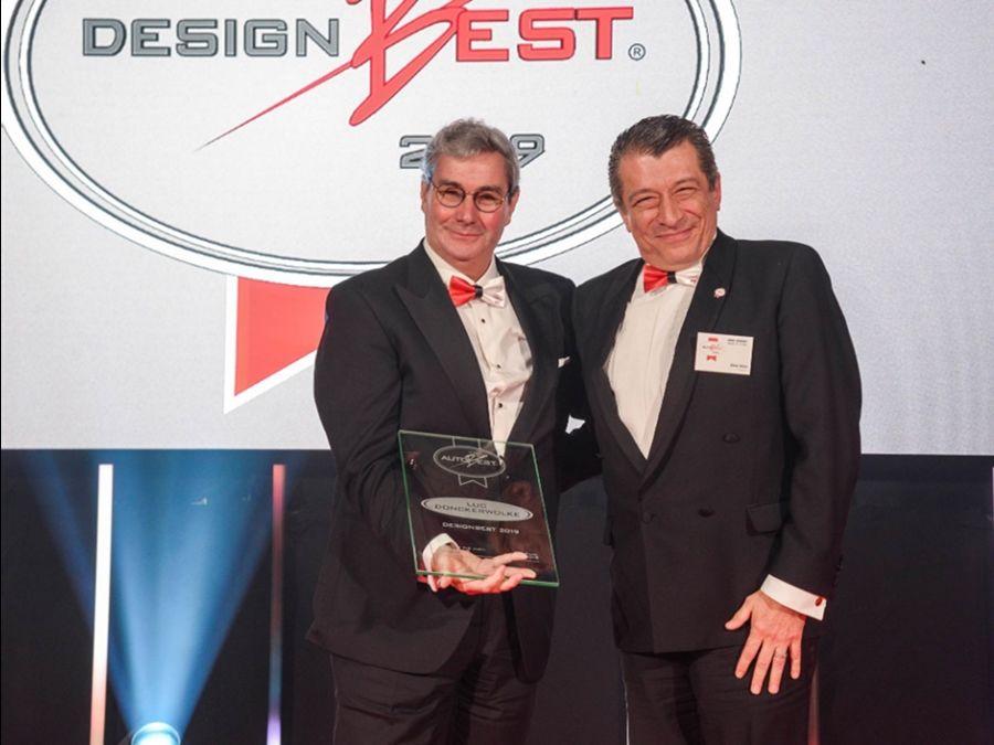 現代集團設計總監Luc Donckerwolke獲AUTOBEST 最佳設計肯定