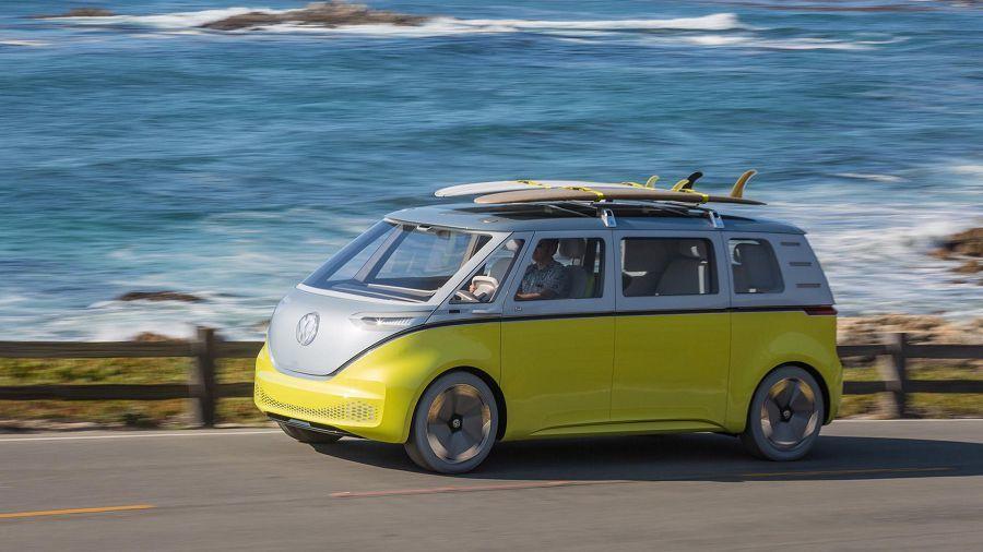 Volkswagen的新電動小巴會在2022年於德國開始生產