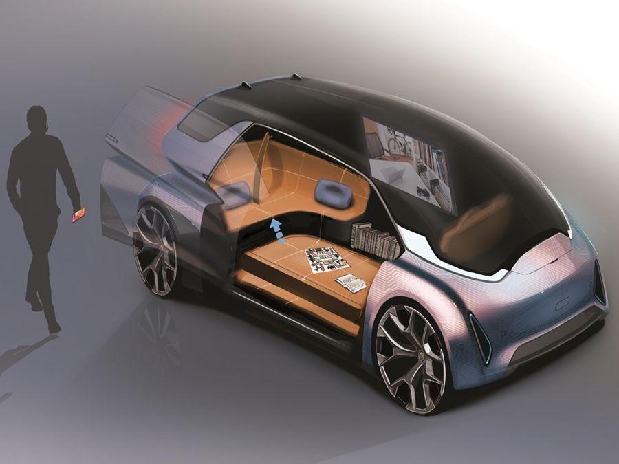 2050年的車會長這樣?!