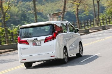 TSS 2.0版總裁頭等艙  Toyota Alphard Executive Lounge(下) !