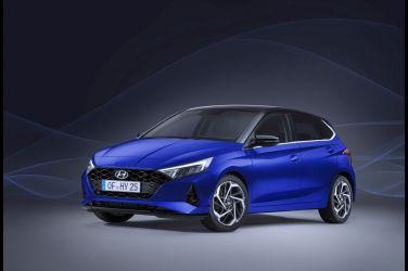 48V輕油電動力植入  Hyundai i20 !