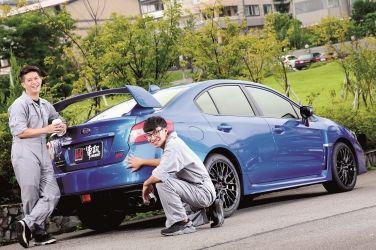 [DIY洗車術連載] 五分鐘洗車法--(達人不傳之秘 Part 2) !