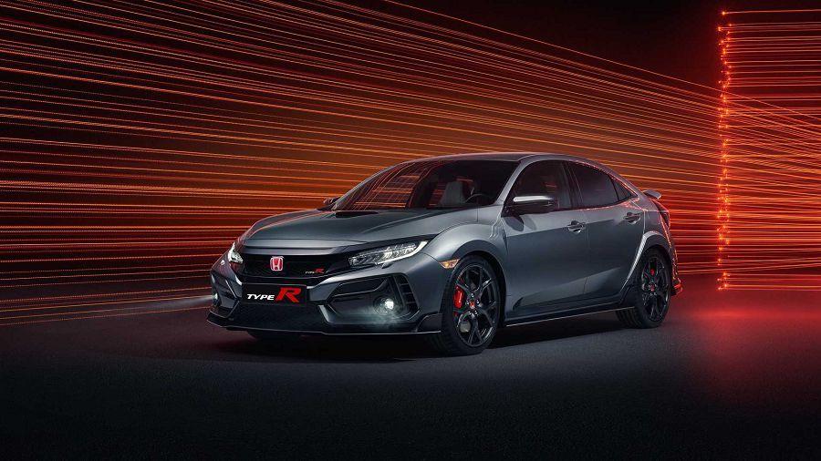 外冷內熱!Honda推出風格內斂的Civic Type R Sport Line
