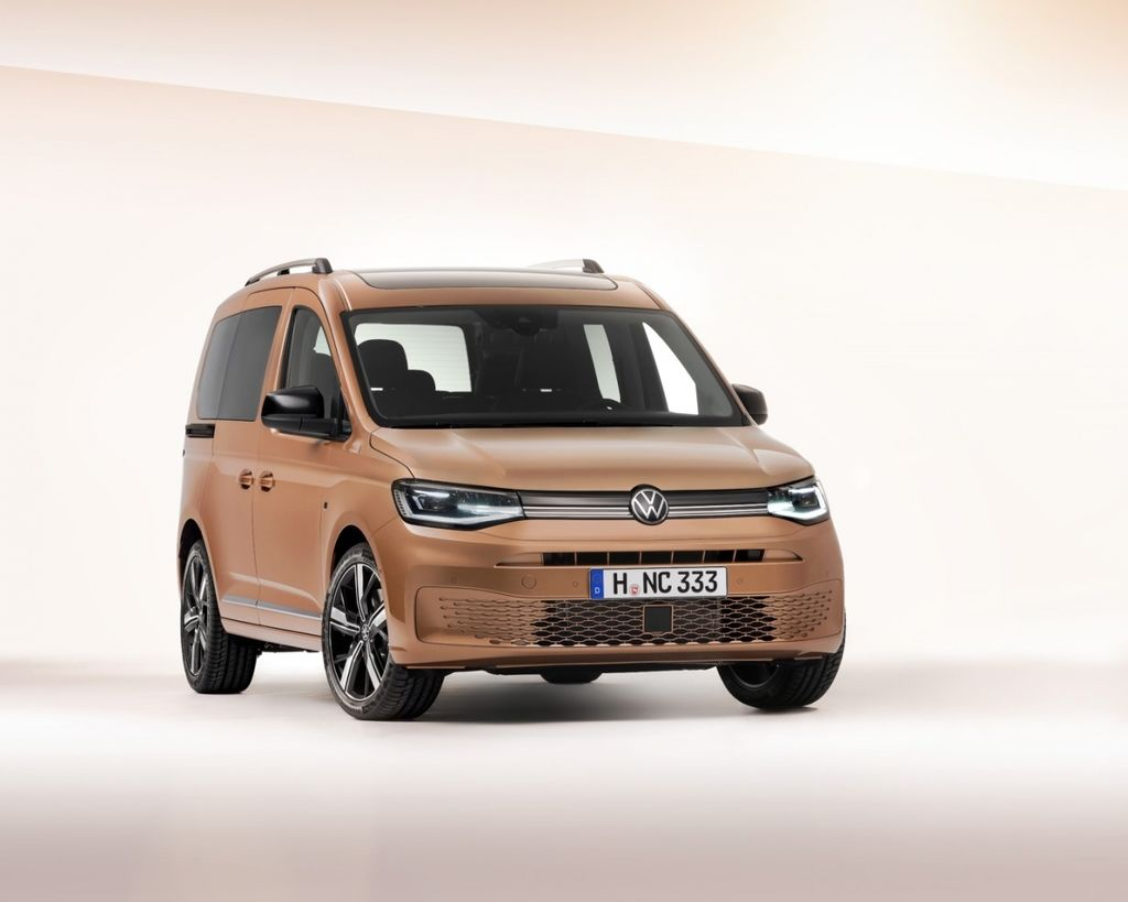 科技、節能、充滿魅力 第五代VW Caddy發表 !