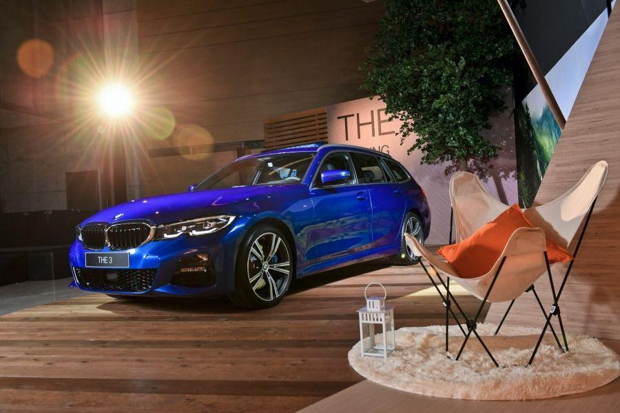 新世代BMW 3系列Touring