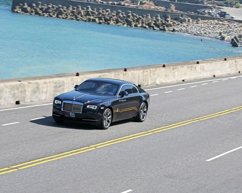 絕代風華 Rolls-Royce Wraith