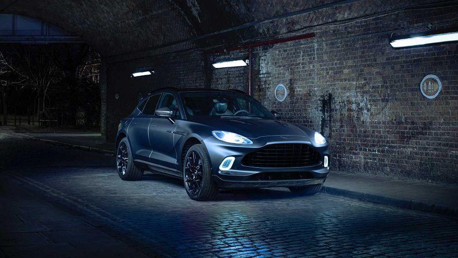 集合精緻工藝的Aston Martin DBX by Q能否滿足市場的期待?