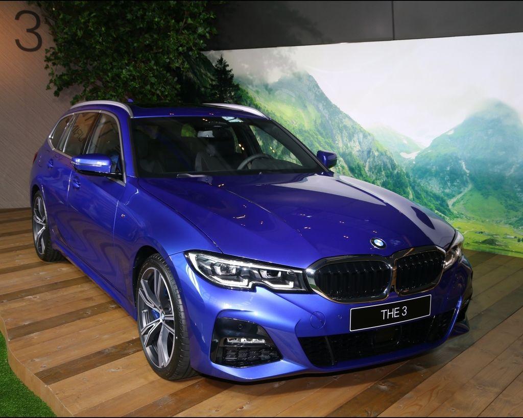 智慧升級 全新BMW 3系列Touring發表