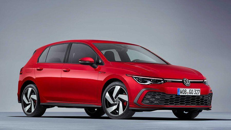 求新求變─2021 Volkswagen Golf GTI發表前現身