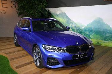 全新BMW 3系列Touring發表
