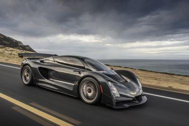 美國頭家 日內瓦車展登場  Czinger 21C !