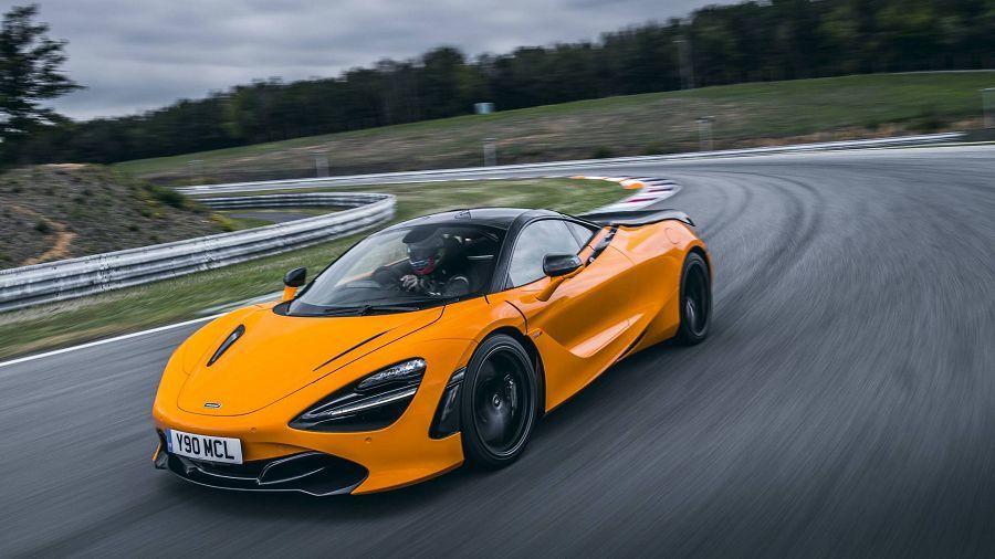 McLaren準備在3月3日發表新的Long Tail超跑車款