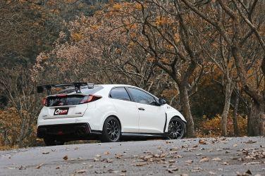 我只是升級不是改車啦!!(下)  HONDA Civic Type-R FK2 !
