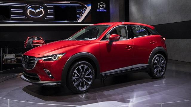 2020年03月 Mazda 馬自達全車系中古車行情表